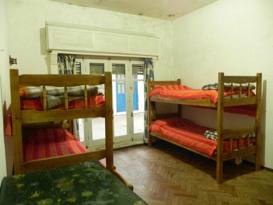 Hostel Colonial: Habitación