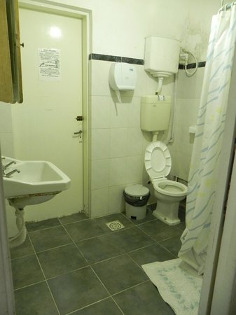 Hostel Colonial: Baño