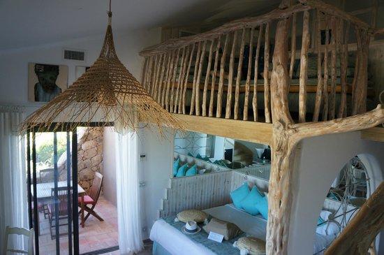 Hotel U Capu Biancu : Superb Junior Suite