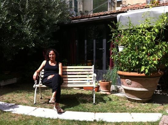 Rifredi B&B : giardino