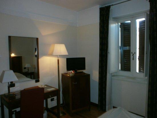 Hotel Genova: Habitación doble