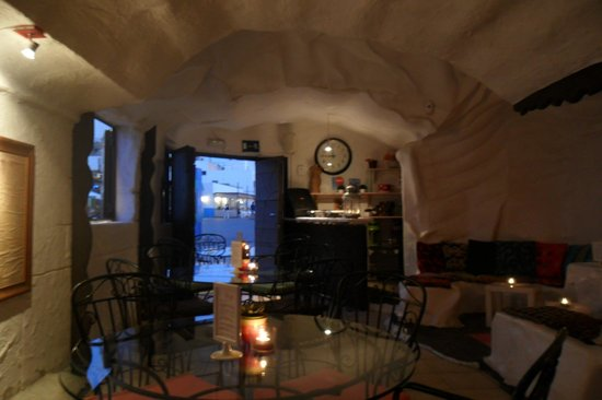 Blanco Cafe: interno