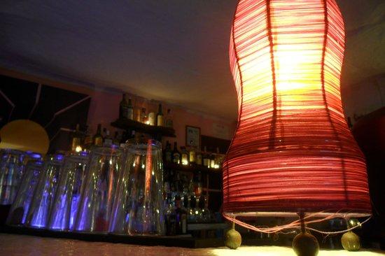 Blanco Cafe: bancone