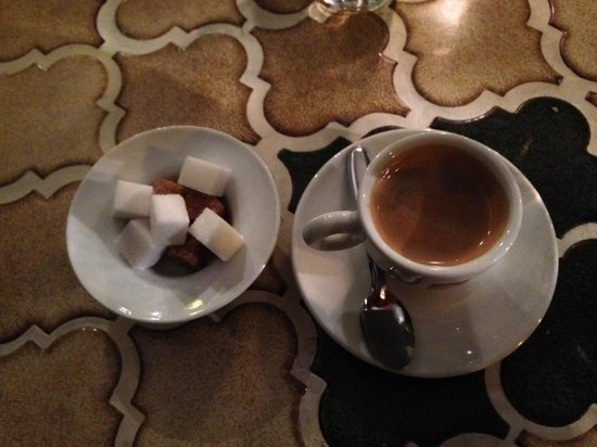 Chez Odile: Caffe'