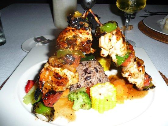 El Secreto: Dinner special one night