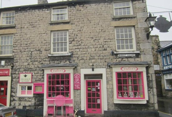 Tea Rooms In Kirkby Lonsdale