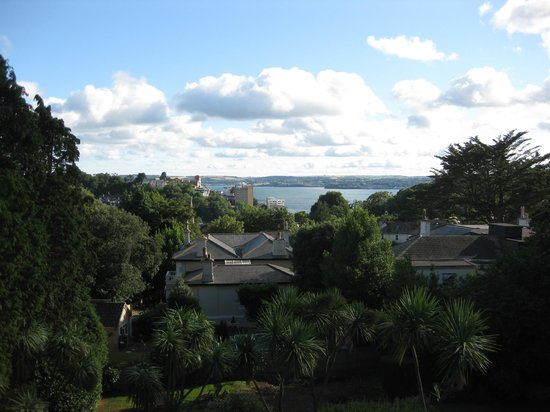 Vomero Holiday Apartments : View of Torbay from the balcony