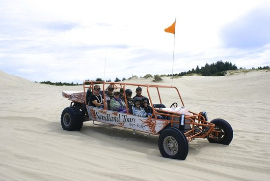 Sandland Adventures: Dune Buggy