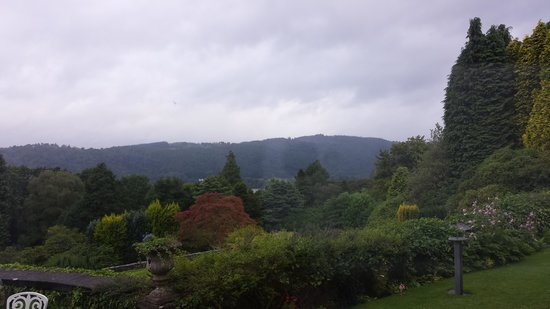 Lindeth Fell Country House : View from Rydal bedroom.