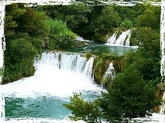 how to get to krka national park from sibenik