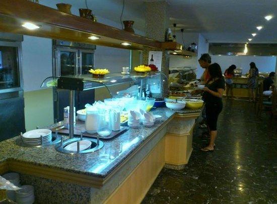 Hotel Amic Gala : Nice eatery