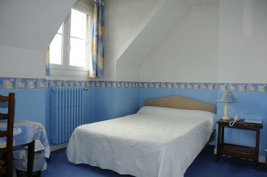Hotel de Harlay : chambre simple