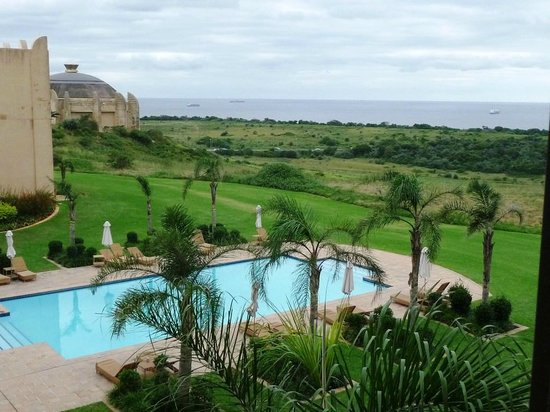 The Sibaya Lodge: Ocean view
