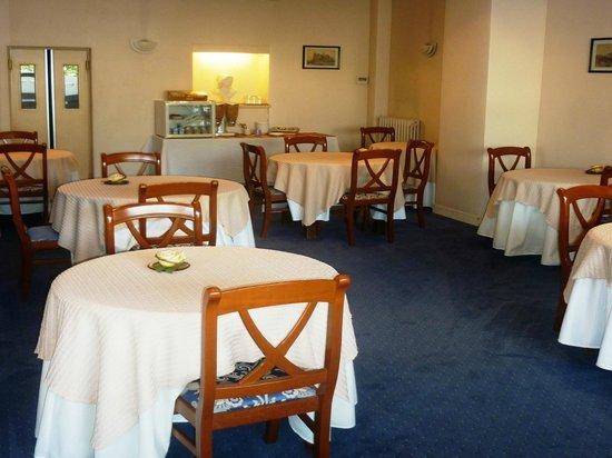 Hotel de Harlay : salle petit déjeuner
