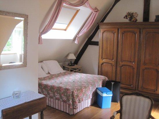 Le Domaine de la Muette: Bedroom