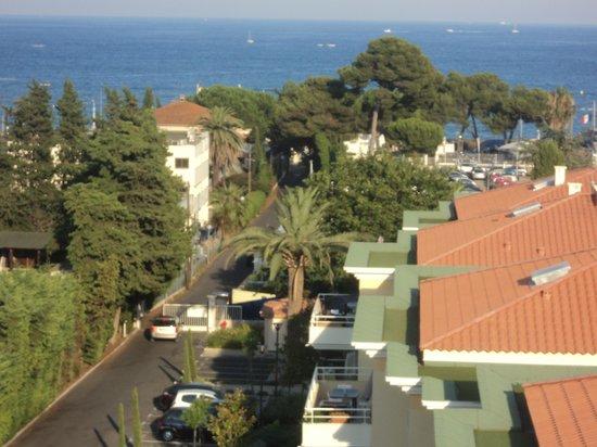 Inter-Hotel Residence Sea Side Park: vue du toit ou se trouve la piscine