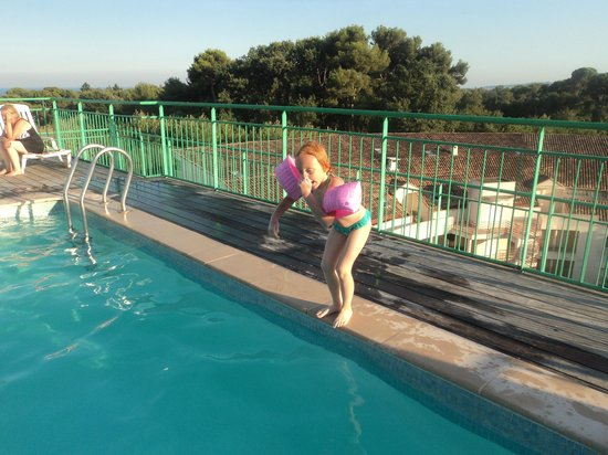 Inter-Hotel Residence Sea Side Park: piscine à même le toît