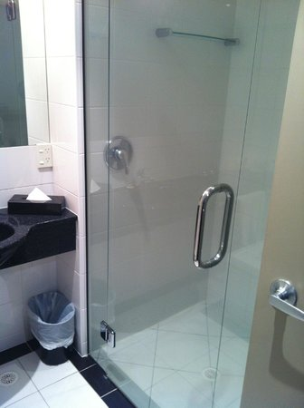 The Waterfront: Shower