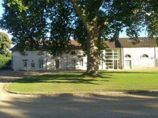 Golf De Saint Junien : our accommodation block