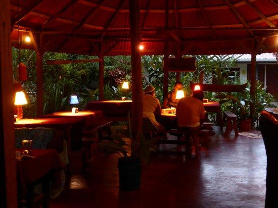 La Casona: Restaurant