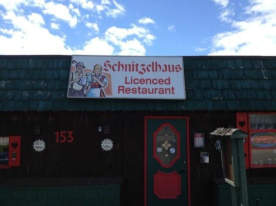 Schnitzel Haus: Don't pass it by!