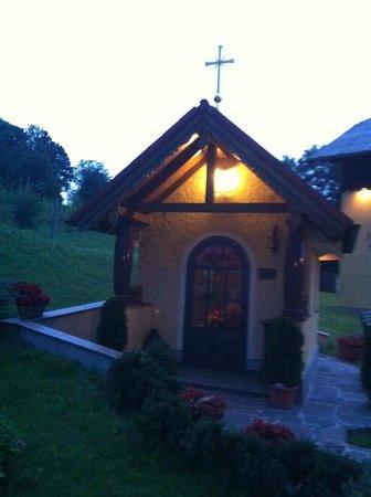 Hotel Pension Schwaighofen: Chapelle