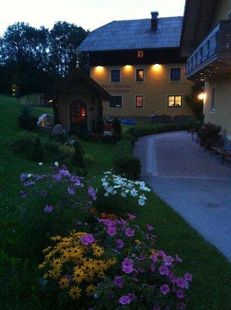 Hotel Pension Schwaighofen: Trop beau