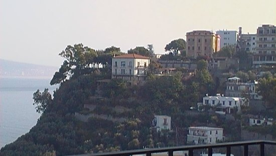 Grand Hotel Angiolieri: VISTA DALLA CAMERA