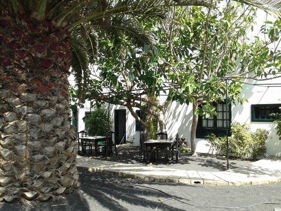 Caserio de Mozaga: caserio