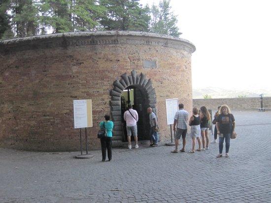 Oasi dei Discepoli: Orvieto Pozzo di San Patrizio