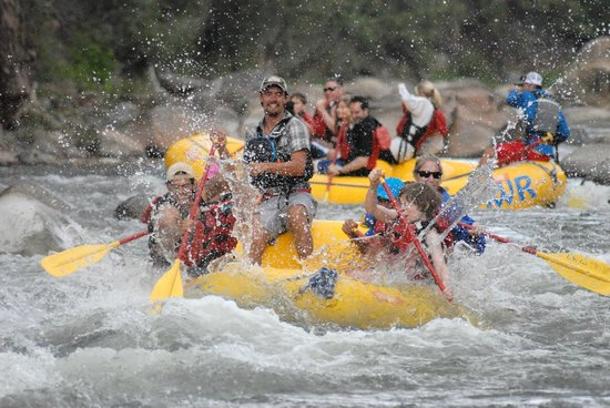 Aspen Whitewater Rafting
