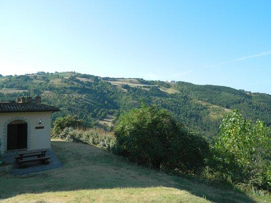 Agriturismo Val di Boccio : Panorama