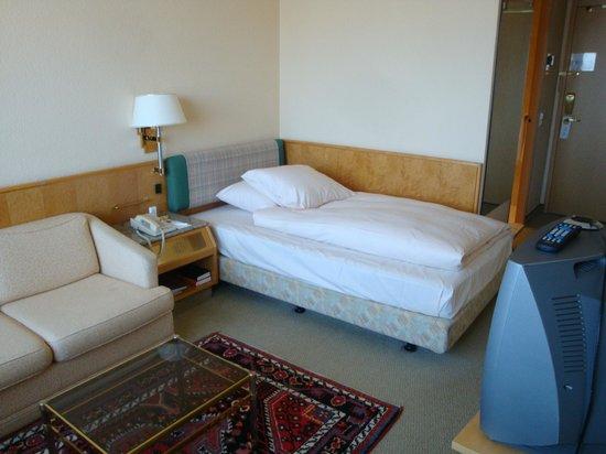 Crowne Plaza Geneva: Single Room