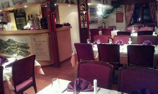 Golden house geilo: KINA RESTAURANT.GOLDEN HOUSE.金宝饭店。
