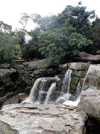 Bokor National Park : Cascade