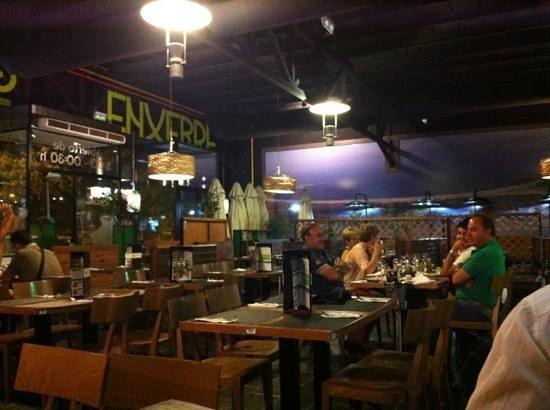 Restaurante expazo enxebre en san sebasti n de los reyes for Restaurante italiano san sebastian de los reyes
