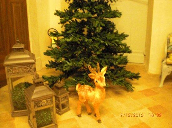 Hotel Palazzo Novello: si avvicinava il Natale