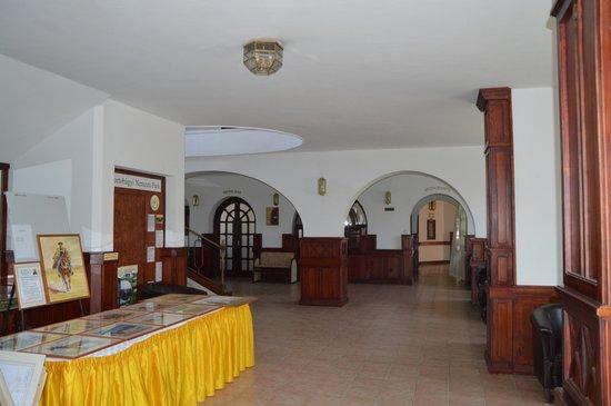 Hortobagy Club Hotel: reception