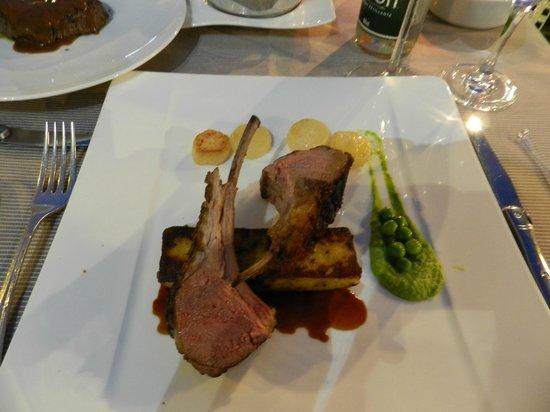 Carlton Restaurant: Lamb