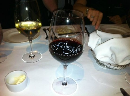 Forbes Mill Steakhouse - Danville: A nice Cab