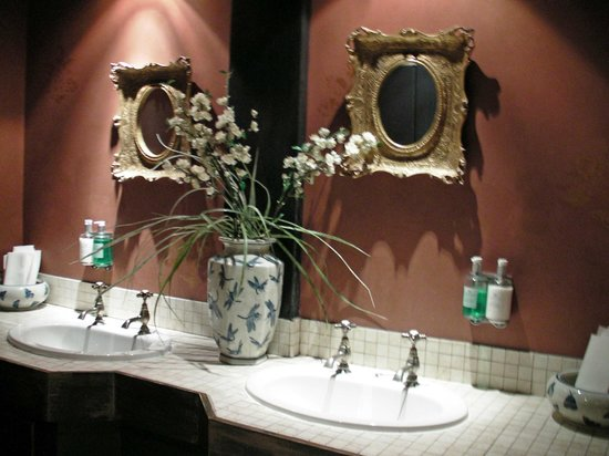 Coombe Abbey Hotel: Ladies Toilet View 2