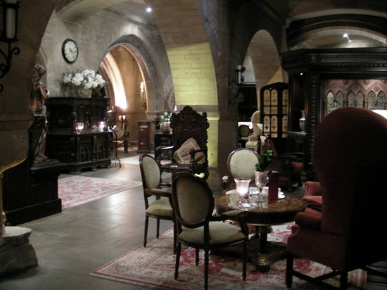 Coombe Abbey Hotel: Cosy Seating Areas