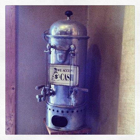 The Beta Coffee House: .