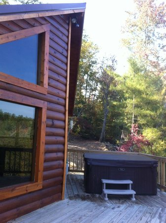 Cliffview Resort: Amazing Grace Cottage