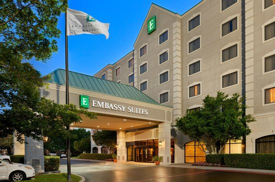 Exterior Embassy Suites Dallas Near The Galleria Picture