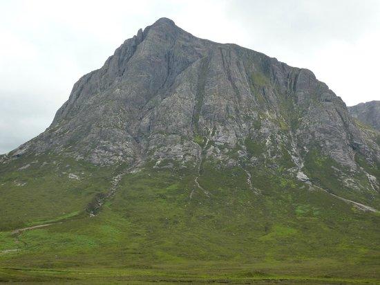 Buachaille Etive Mor: Buchaille Etive Mor from the A82.