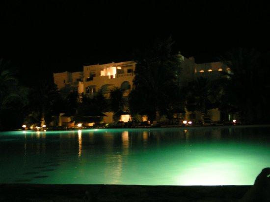 Hotel de nuit picture of vincci resort djerba djerba for Hotels djerba