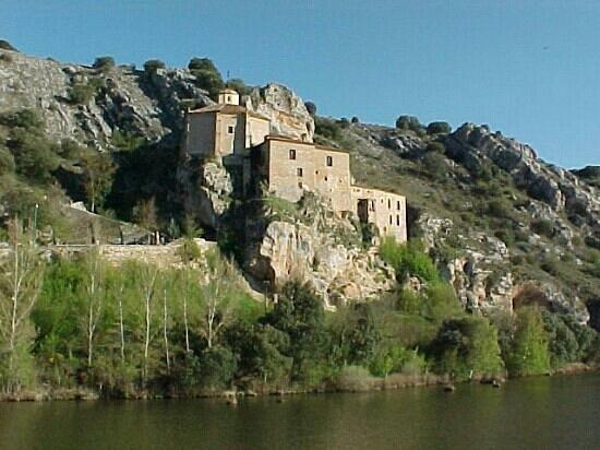 San Saturio (Soria) - Picture of Ermita de San Saturio, Soria - TripAdvisor