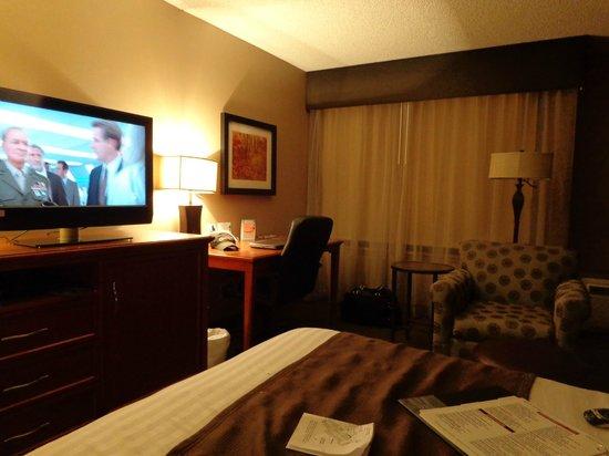 The Academy Hotel Colorado Springs: Our room