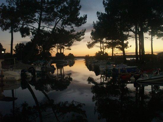 Camping Mayotte Vacances : Le port du lac